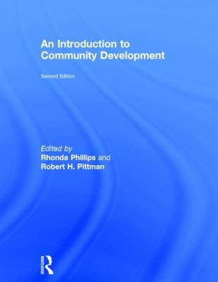 An Introduction to Community Development (Hardback)