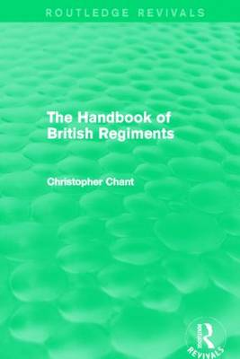 Handbook of British Regiments (Paperback)