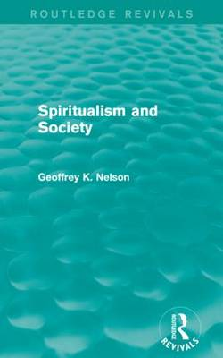 Spiritualism and Society - Routledge Revivals (Paperback)