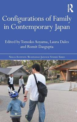Configurations of Family in Contemporary Japan (Hardback)