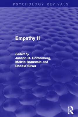 Empathy II (Psychology Revivals) - Psychology Revivals (Hardback)