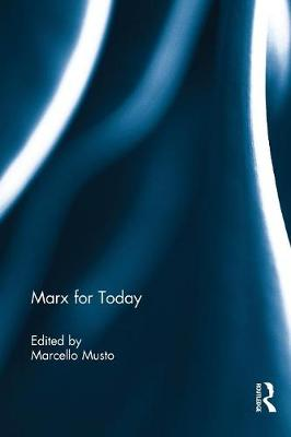 Marx for Today (Paperback)