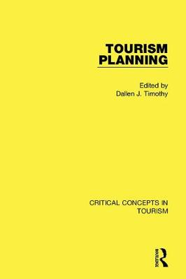 Tourism Planning (Hardback)