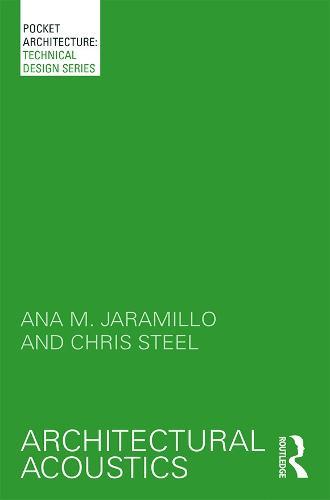 Architectural Acoustics - PocketArchitecture (Paperback)
