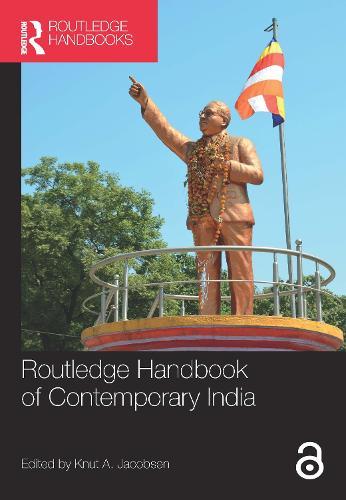 Routledge Handbook of Contemporary India (Hardback)