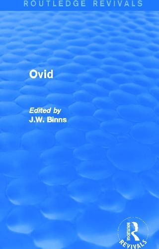 Ovid - Routledge Revivals (Hardback)