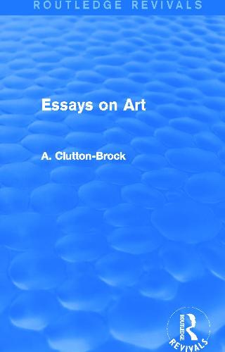 Essays on Art (Hardback)