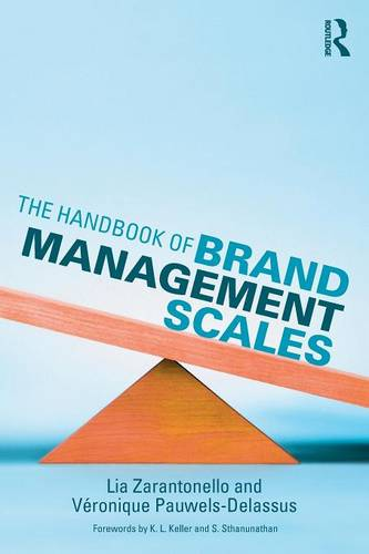 The Handbook of Brand Management Scales (Paperback)