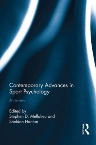 Contemporary Advances in Sport Psychology: A Review (Hardback)