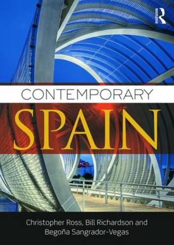 Contemporary Spain (Paperback)
