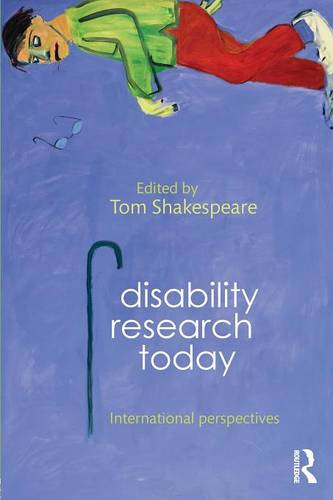 Disability Research Today: International Perspectives (Paperback)