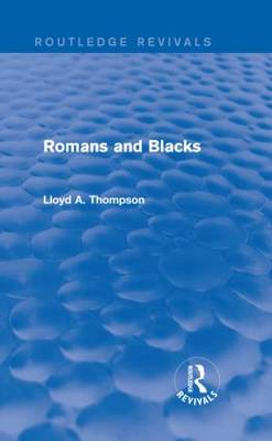 Romans and Blacks (Hardback)