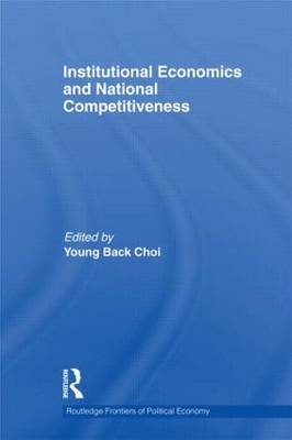 Institutional Economics and National Competitiveness (Paperback)