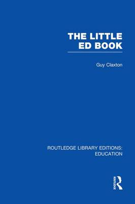 The Little Ed Book - Routledge Library Editions: Education (Paperback)