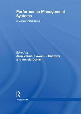 Performance Management Systems: A Global Perspective - Global HRM (Hardback)
