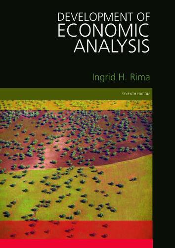 Development of Economic Analysis 7th Edition (Paperback)