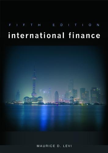 International Finance 5th Edition (Paperback)