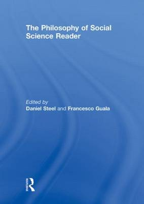 The Philosophy of Social Science Reader (Hardback)