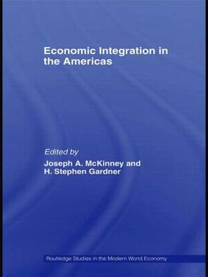 Economic Integration in the Americas (Paperback)