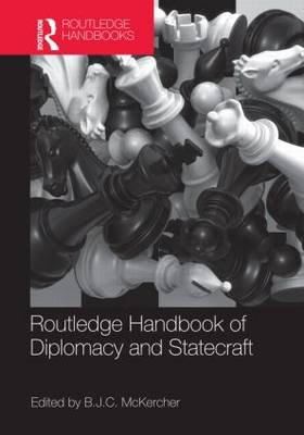 Routledge Handbook of Diplomacy and Statecraft (Hardback)
