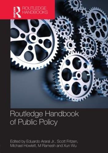 Routledge Handbook of Public Policy (Hardback)