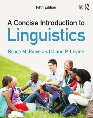 A Concise Introduction to Linguistics (Paperback)