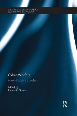 Cyber Warfare: A Multidisciplinary Analysis (Paperback)