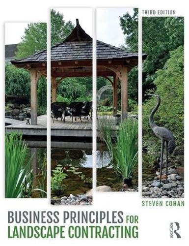 Business Principles for Landscape Contracting (Hardback)