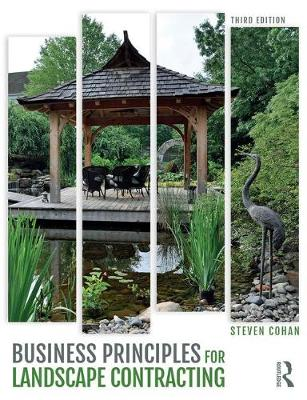 Business Principles for Landscape Contracting (Paperback)