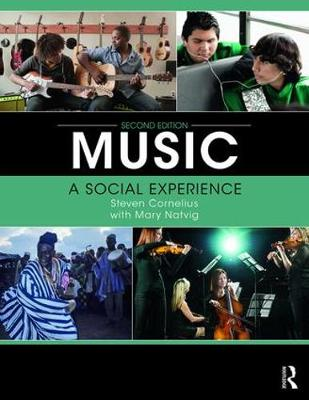 Music: A Social Experience (Paperback)