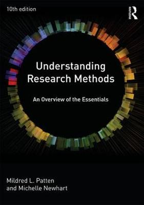 Understanding Research Methods: An Overview of the Essentials (Paperback)