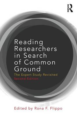 Reading Researchers in Search of Common Ground: The Expert Study Revisited (Paperback)