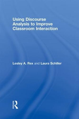 Using Discourse Analysis to Improve Classroom Interaction (Hardback)