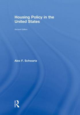 Housing Policy in the United States (Hardback)