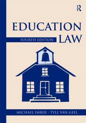 Education Law (Paperback)
