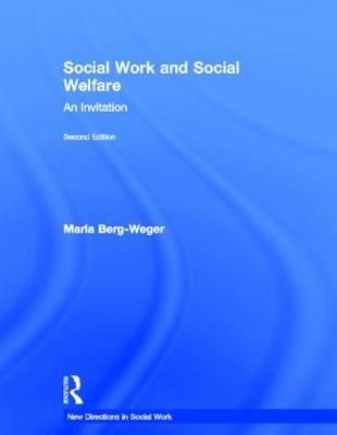Social Work and Social Welfare (Hardback)
