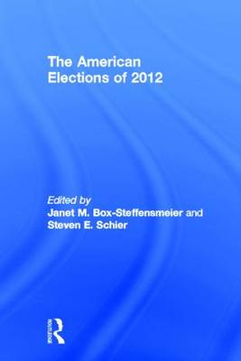 The American Elections of 2012 (Hardback)