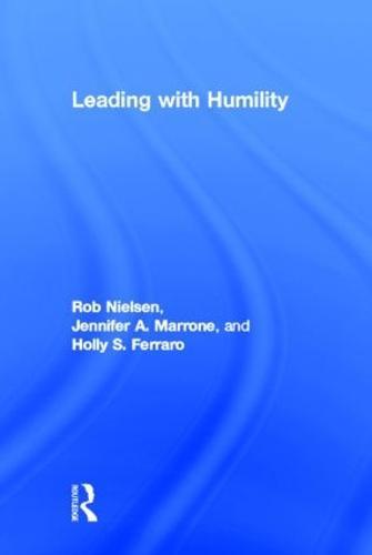 Leading with Humility (Hardback)