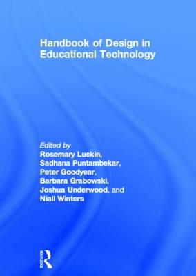 Handbook of Design in Educational Technology (Hardback)