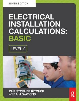 Electrical Installation Calculations: Basic, 9th ed (Paperback)