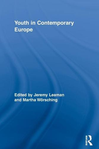 Youth in Contemporary Europe (Paperback)