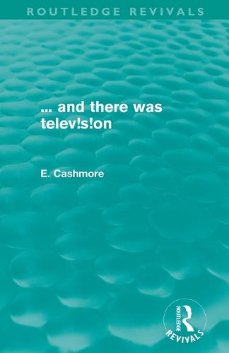 ... and there was telev!s!on (Paperback)