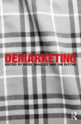 Demarketing (Paperback)