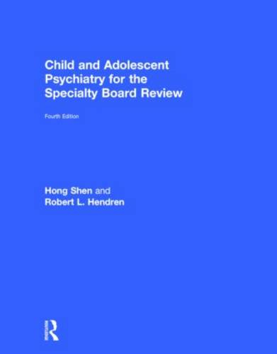 Child and Adolescent Psychiatry for the Specialty Board Review (Hardback)