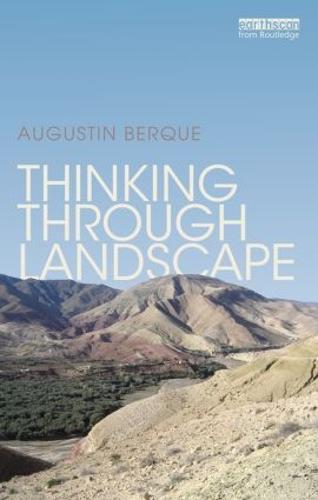 Thinking through Landscape (Hardback)