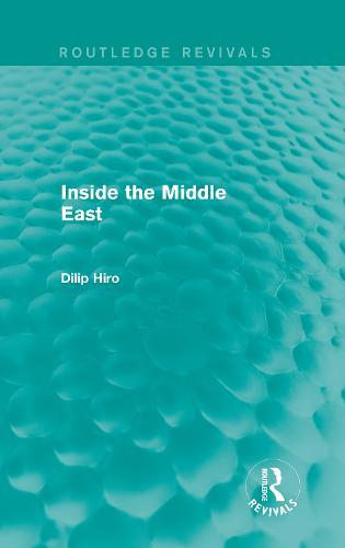 Inside the Middle East (Hardback)
