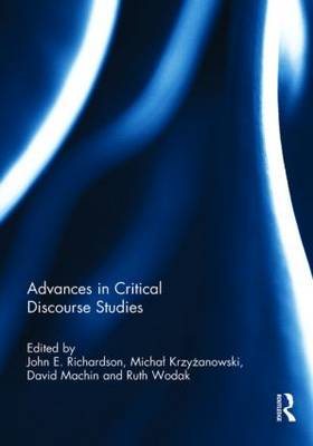 Advances in Critical Discourse Studies (Hardback)