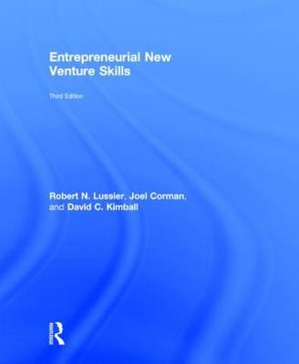 Entrepreneurial New Venture Skills (Hardback)