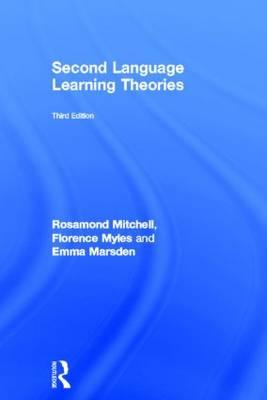 Second Language Learning Theories (Hardback)