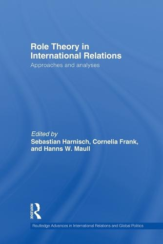 Role Theory in International Relations (Paperback)
